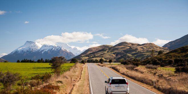 القيادة في نيوزيلندا