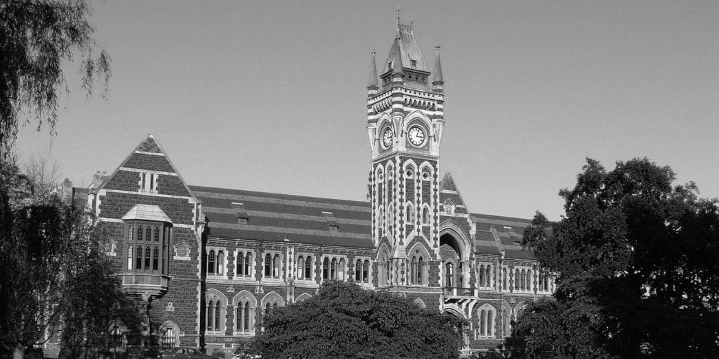 تاريخ الجامعات النيوزيلندية