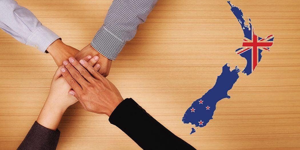 المساعدة و الدعم في نيوزيلندا