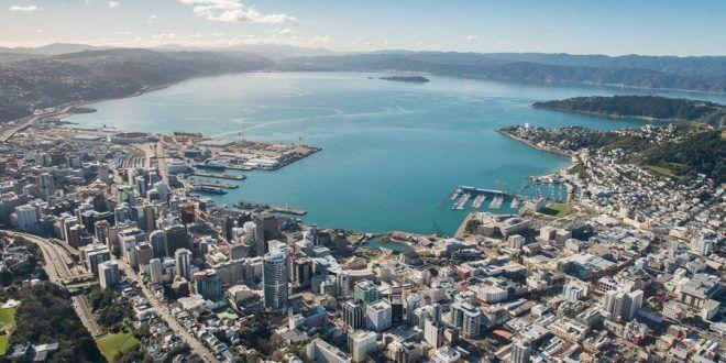 ويلنجتون عاصمة نيوزيلندا