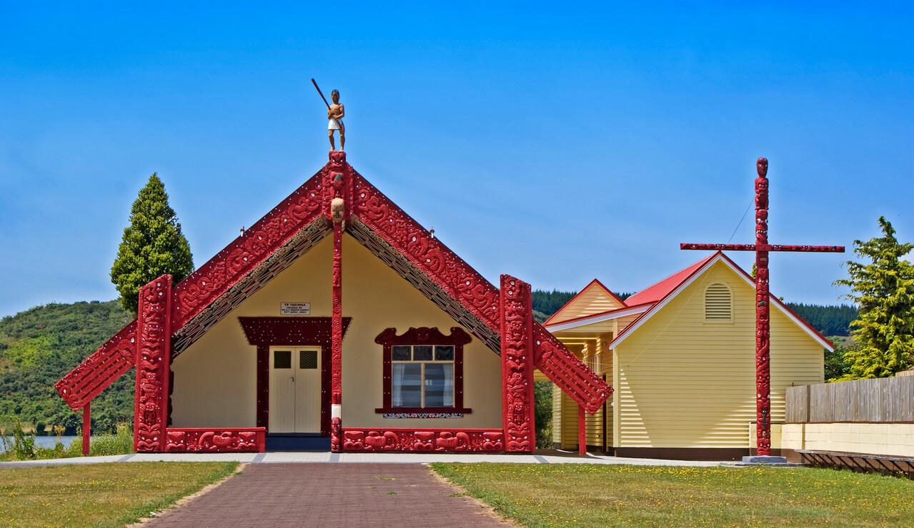 Maori Temple