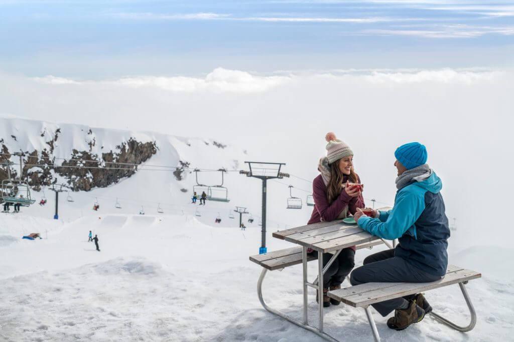 أروع مكان للتزلج و الإستمتاع بالثلج - الصورة لـ Fraser Clements