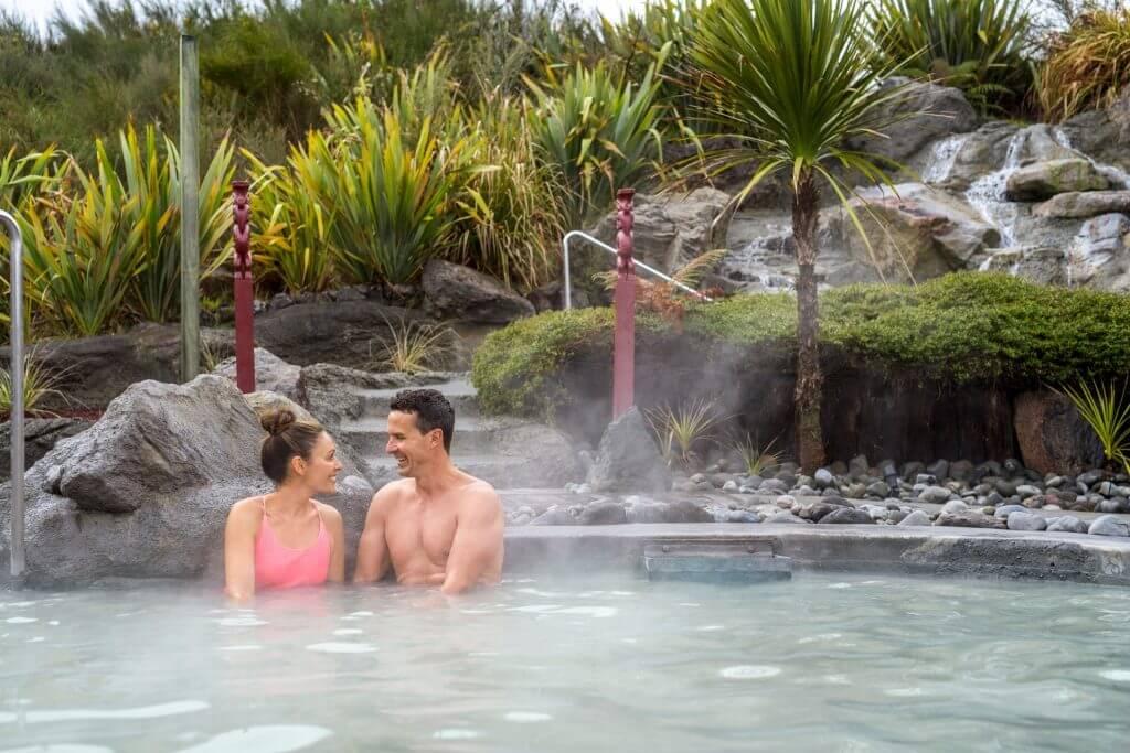 حمام الطين البركاني في روتوروا - الصورة لـ Fraser Clements