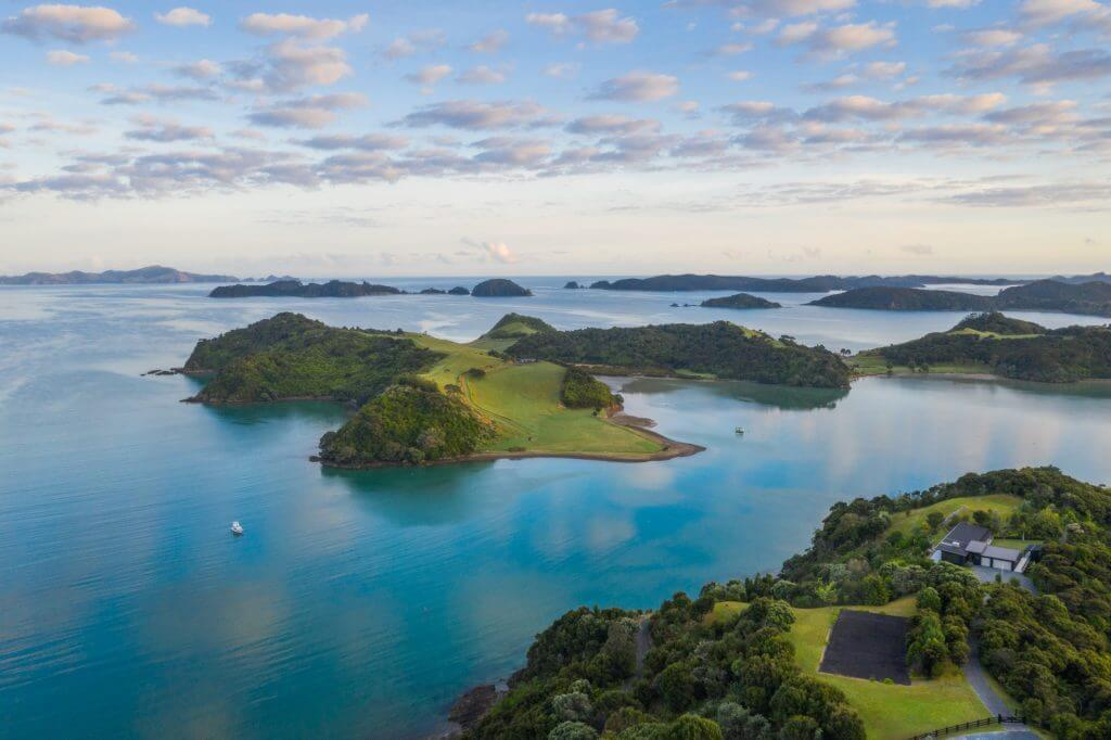 منطقة Bay of Islands - الصورة لـ Shaun Jeffers
