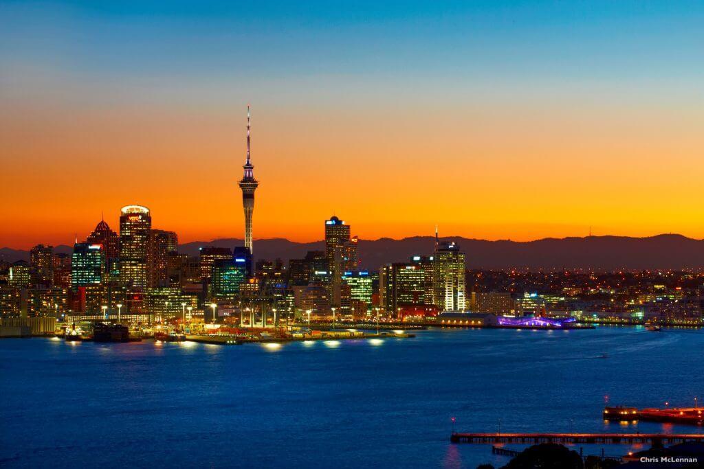 مدينة أوكلاند Auckland city