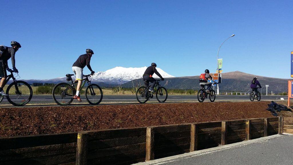 تراكات التنزه و ركوب الدراجات في حديقة تونغاريرو الوطنية
