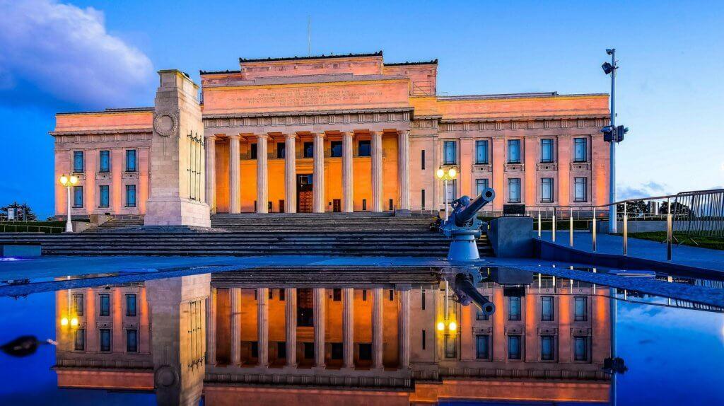 متحف أوكلاند | Auckland War Memorial Museum