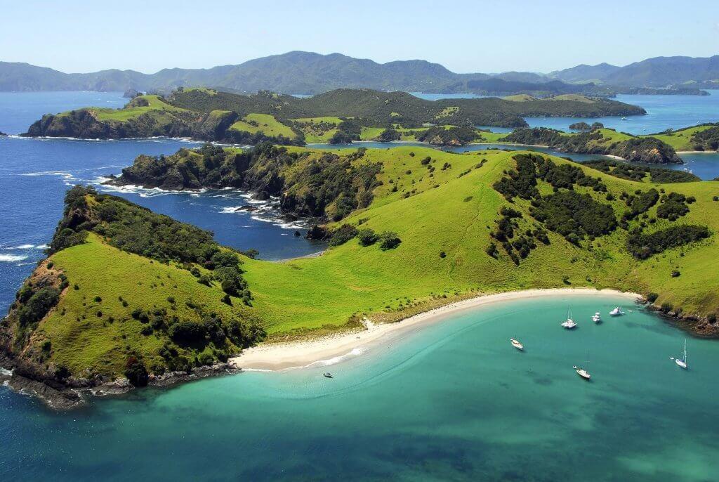 منطقة Bay of Islands