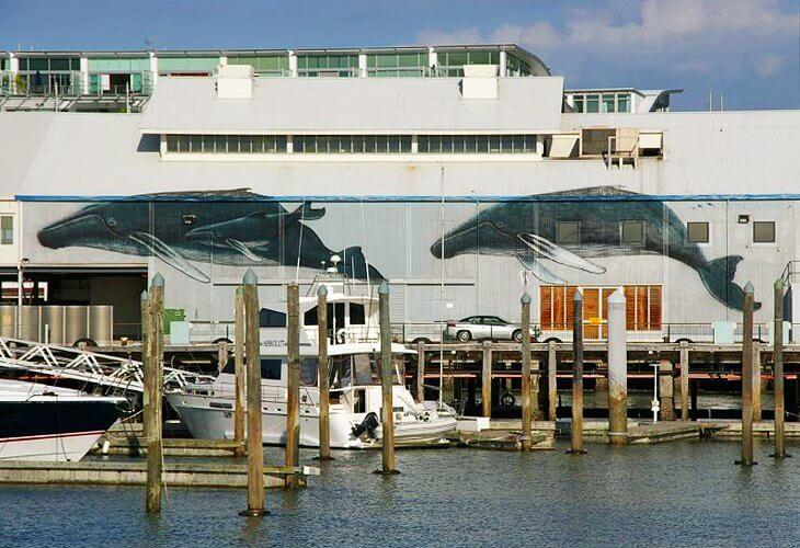 المتحف البحري من الخارج